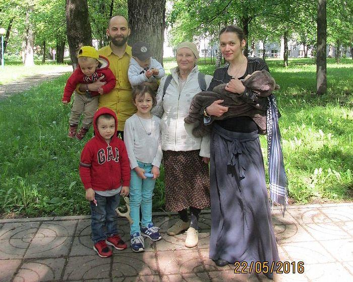 Семья Дорофеевых