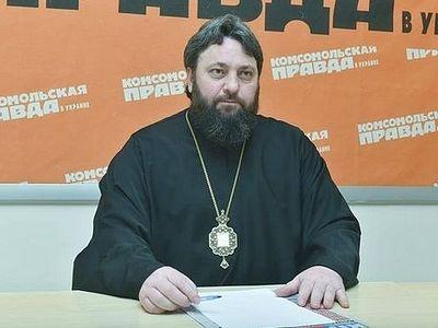 Епископ Алексий (Шпаков): Окунание в проруби, употребление алкоголя искажает христианский праздник