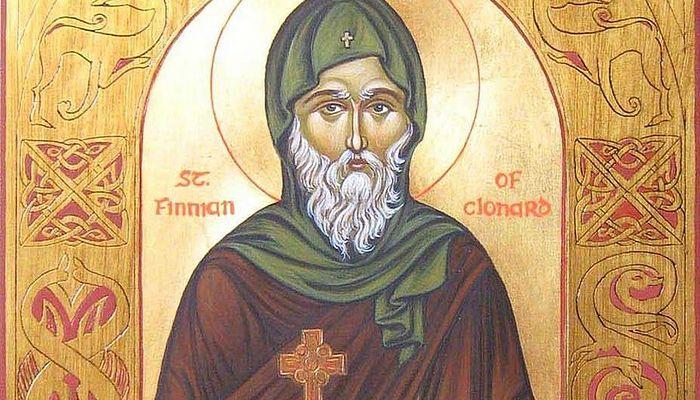 Преподобный Финиан Клонардский