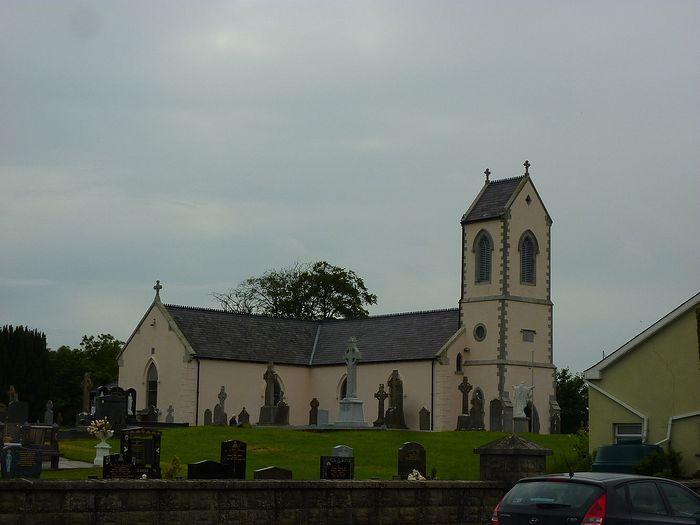 Католическая церковь св. Финиана в Клонарде