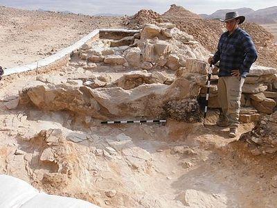 Археологи нашли в Израиле крепость времен царя Соломона