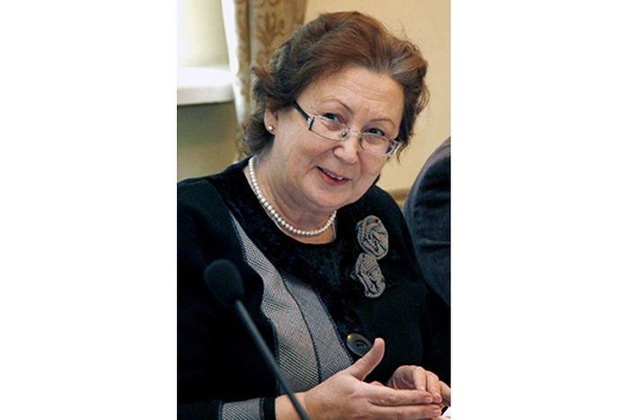 Доктор филологических наук Марина Щербакова