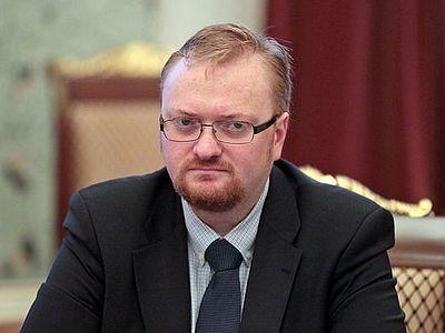 Виталий Милонов: Исаакиевский собор — это одна из церквей, а не музей (Видео)