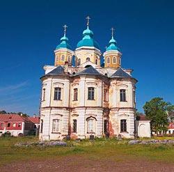 Собор Рождества Пресвятой Богородицы Коневского монастыря