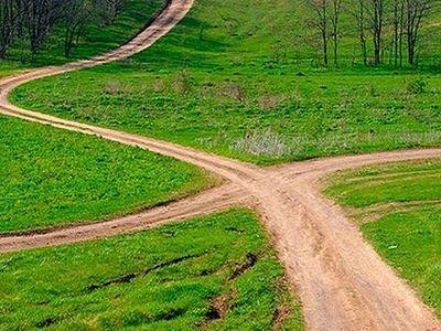 На пересечении двух дорог, <br>или Как поверить в Бога