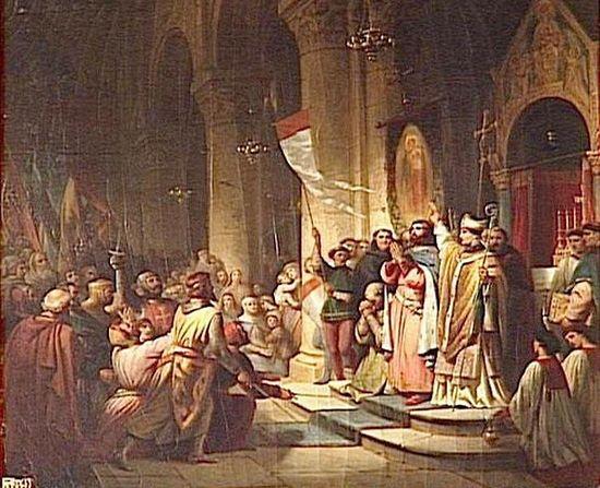 Провозглашение Флорентийской унии.