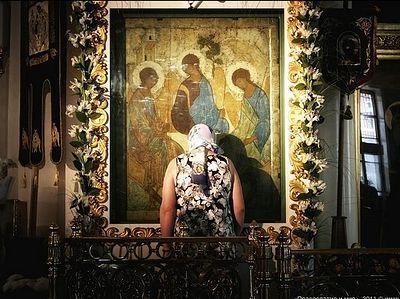 Москва: от креста ко кресту. К святыне — в музей