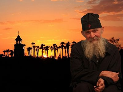 Catch a Fire: An Athonite Missionary to America