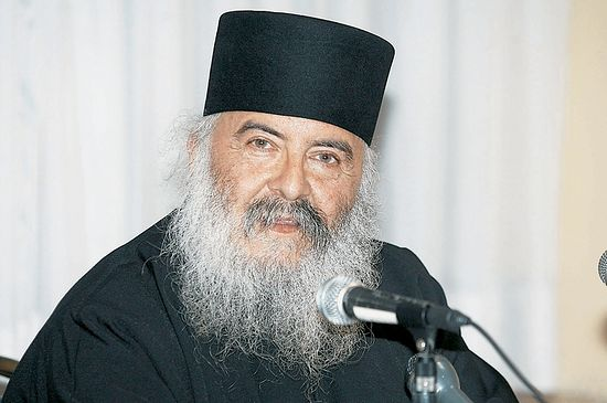 Abbot Methodios. Photo: http://www.johnsanidopoulos.com/