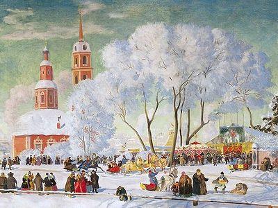 Русская традиция: православие или язычество?