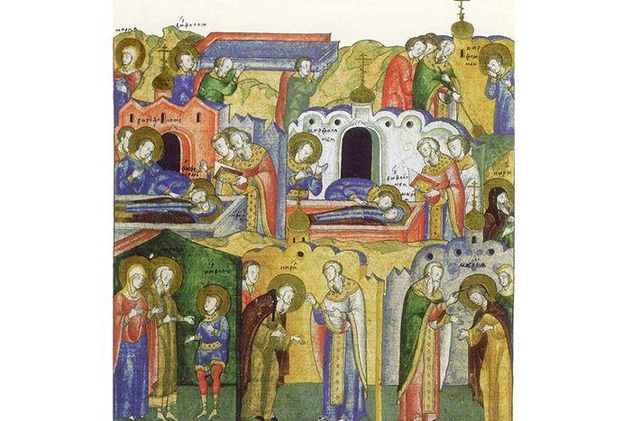 Рождение сына у Кирилла и Марии