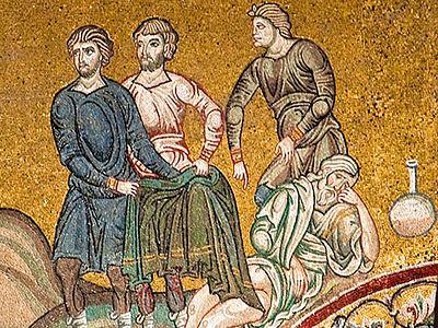 On the Origin of Nationalities and the Sin of Ham