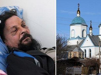 На Украине раскольники жестоко избили священнослужителя за отказ отдать храм