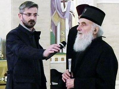 В Белграде представлен сборник о святом равноапостольном Владимире