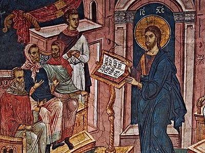 Евангельские воскресные чтения, вводящие нас во дни Великого поста