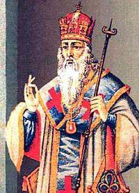 св. Афанасий Пателяр, бывш. Патриарх Константинопольский