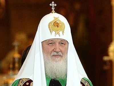 Слово Патриарха. Неделя 33-я по Пятидесятнице