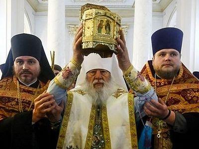 Одесса встречает великомученика Пантелеимона