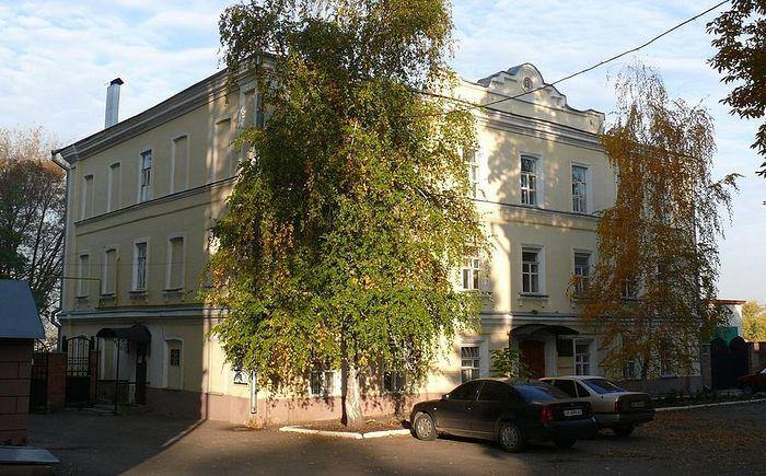 Здание, в котором в 1992 году проходил Харьковский Собор