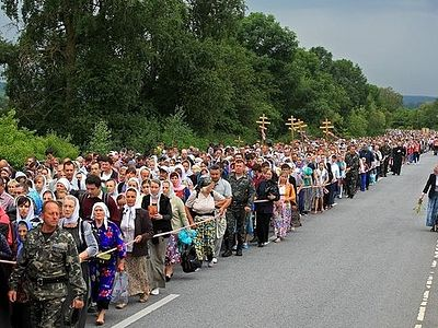 Украинцы не поддерживают создание «Единой Поместной Церкви»