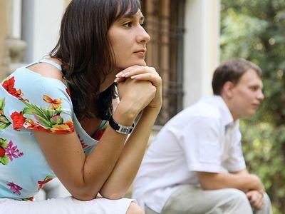 Конфликты в семье: пути разрешения