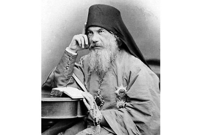 Архиепископ Леонид Краснопевков