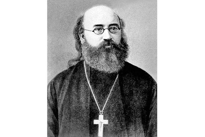 Протоиерей Иоанн Восторгов