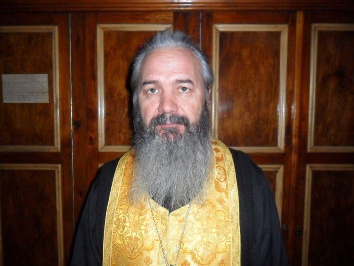 Протоиерей Василий Антипов