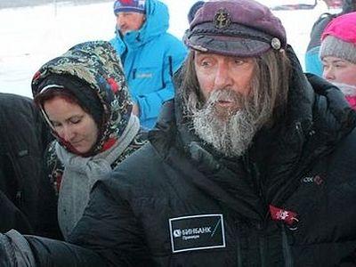Священнослужитель Феодор Конюхов начал новый рекордный полет на тепловом аэростате