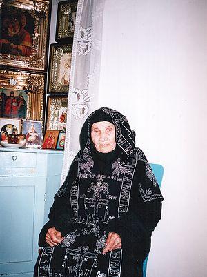 Схимонахиня Павла