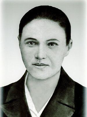 ЕкатеринаНемченко (схимонахиня Павла)