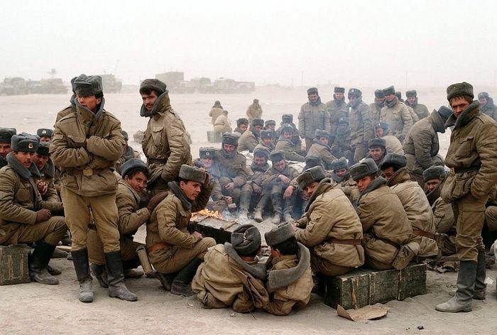 Секс на афганской войне
