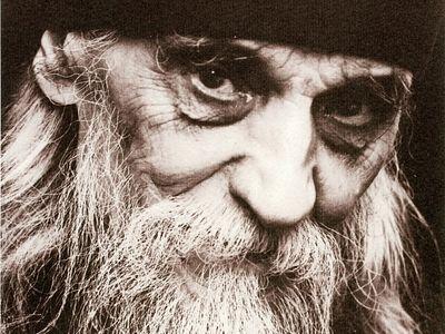 Один из великих старцев современности