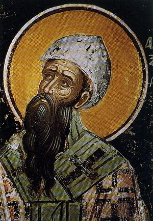 St. Cyril of Alexandria. Photo: wikipedia.org