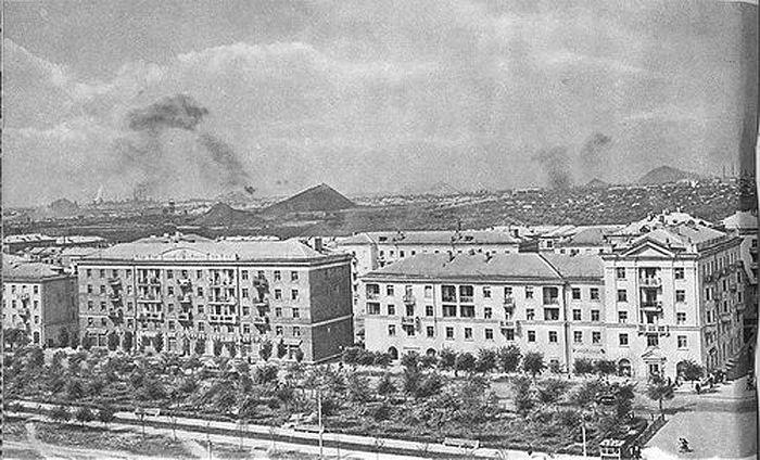 Донецк. 1962