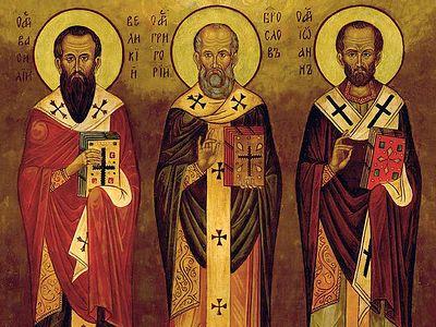 Божественная литургия в Сретенском монастыре в Неделю о блудном сыне