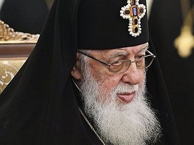 СМИ сообщили о возможной попытке отравления Патриарха Грузии Илии II