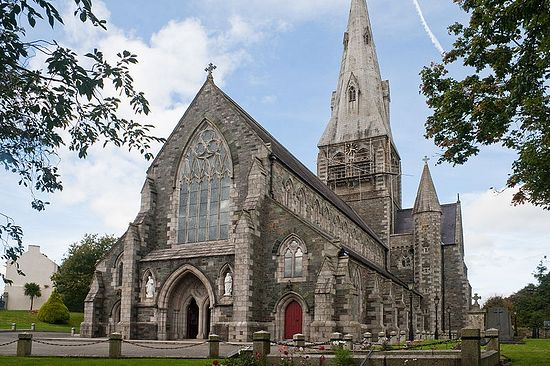 Catholic Cathedral of St. Aidan in Enniscorthy