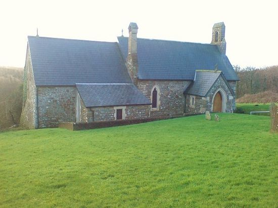 Church of St. Madoc in Haroldston West, Pembrokeshire