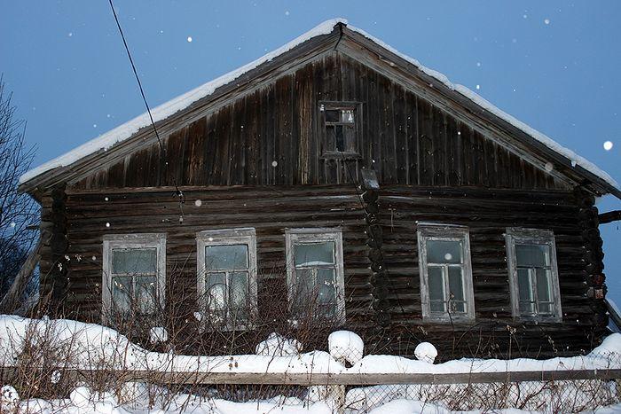 Дом мученика Павла Елькина в местечке Кочпон