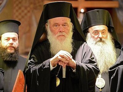 В Греции Православная Церковь продолжает протестовать в связи с началом пропаганды содомии в школе