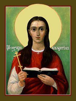 Saint Valentina