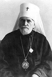 Митрополит Ленинградский Григорий (Чуков)