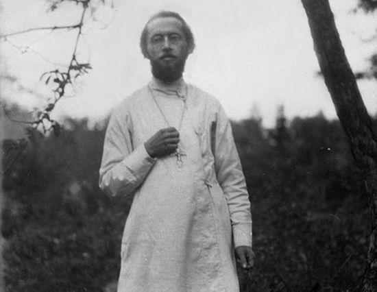 Священномученик Василий Надеждин. Фото с сайта rusk.ru