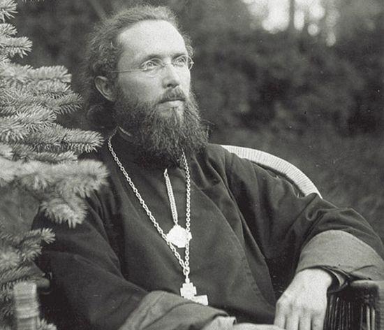Священномученик Василий Надеждин, 29 августа 1928 г. Фото с сайта rusk.ru