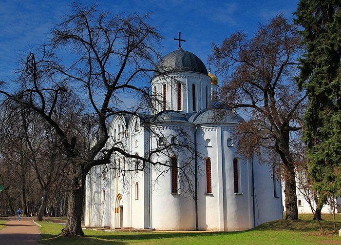 Црква светих Бориса и Глеба, XII в. Чернигов