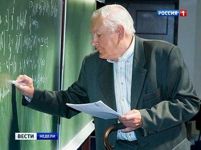 Скончался Игорь Ростиславович Шафаревич
