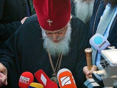 Патриарх Илия II: Патриархия Грузии изучит дело протоиерея Мамаладзе