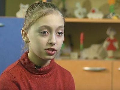 Ребенок с Донбасса: Хочется, чтобы поскорее закончилась война! Чтобы люди были добрые!