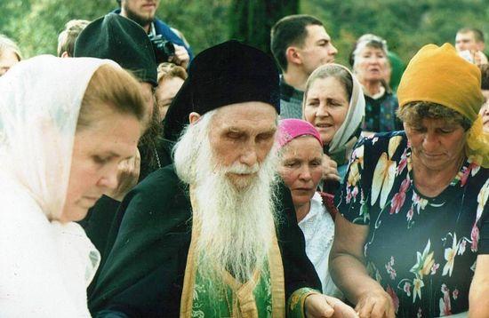Archimandrite Kirill (Pavlov) (†2017).